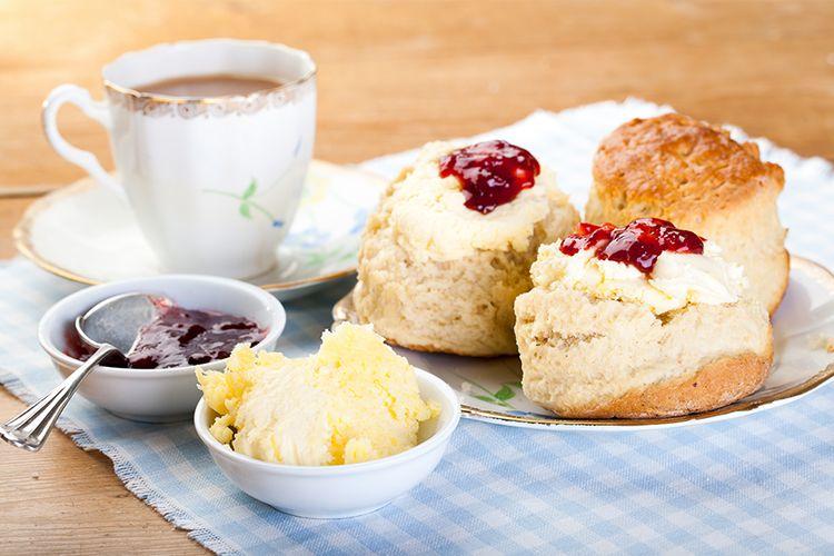 Korting Compleet high tea pakket bij je thuisbezorgd (4 p.)