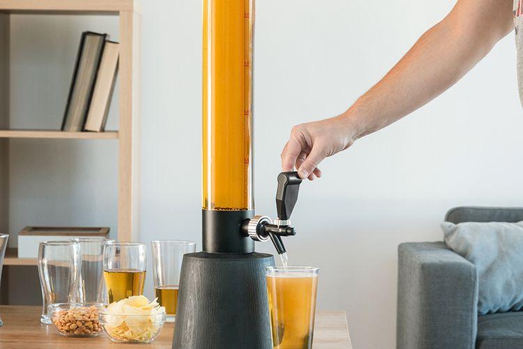 Bier taptoren (inhoud: 3,5 liter)