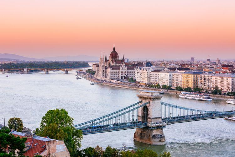 4-daagse stedentrip naar Budapest (2 p.)