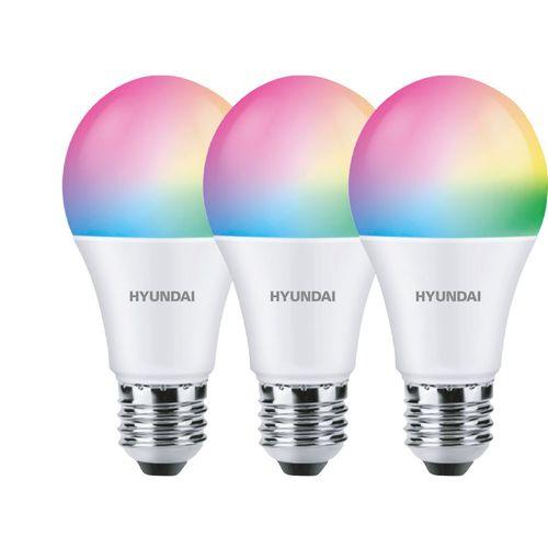 3 slimme lampen van Hyundai