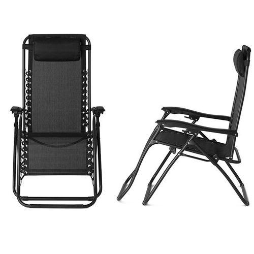 2 ligstoelen