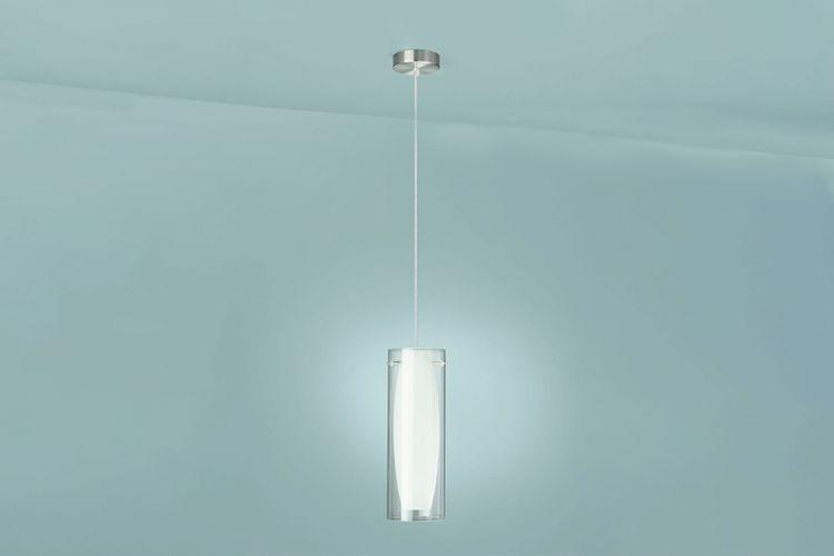 Glazen design hanglamp van Massive (� 12 cm)
