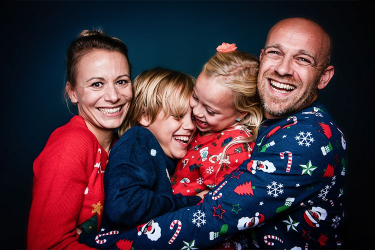 Foute kersttrui-fotoshoot, Shoots & More (max 30 p.)