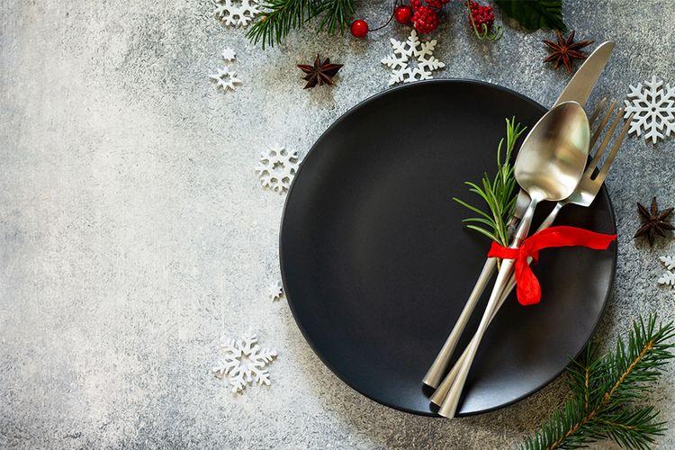30,- kortingsbon op luxe 3-gangen kerstdiner (6 p.)