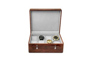Bruine horlogebox