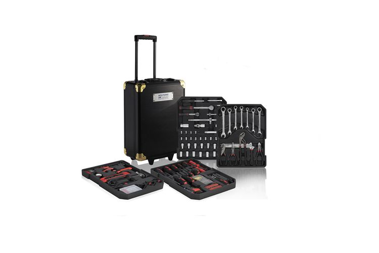 Wolfgang 320-delige gereedschapskoffer