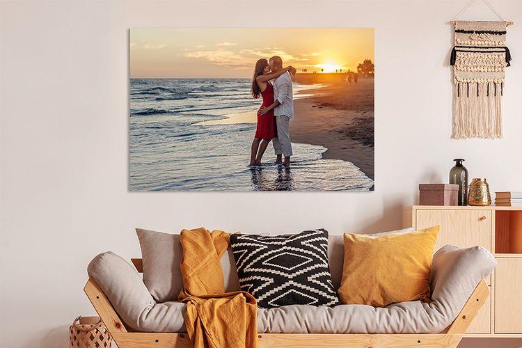 Jouw leukste foto op een poster (120 x 80 cm)