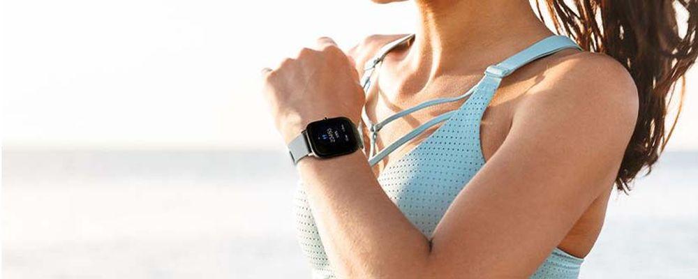 Grijze smartwatch van Dutch Originals