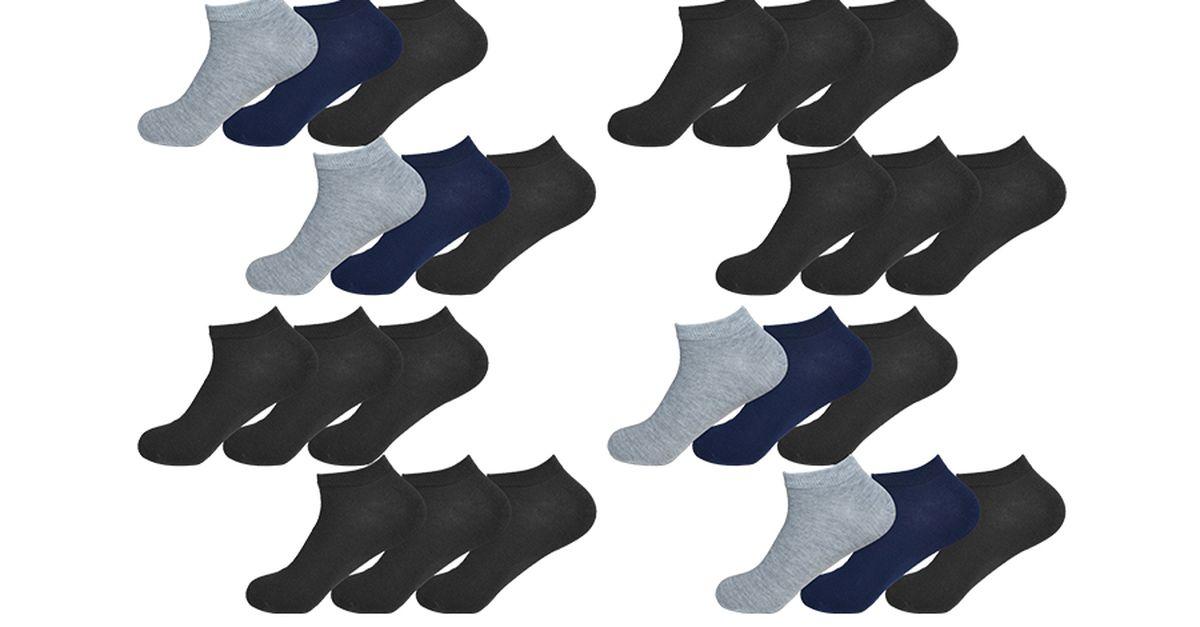 24 paires de chaussettes Gianvaglia (taille 43 - 46)