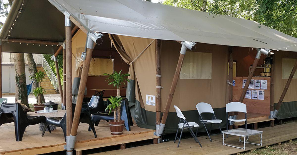 Automne : Camping dans les Ardennes (4 p.)