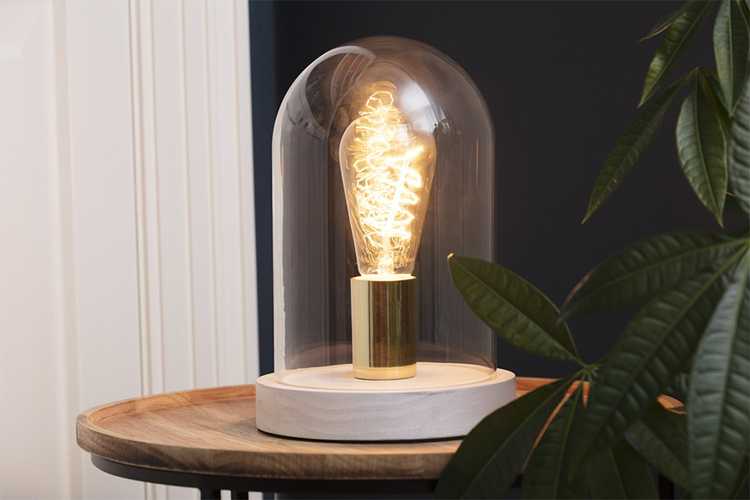 Stolp-lamp van Lifa Living (exclusief lamp)