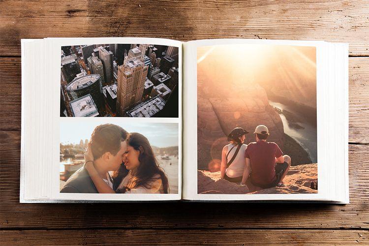 Korting Fotoboek van Fotocadeau.nl (30 x 30 cm)
