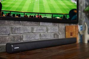 Bluetooth Soundbar-Lautsprecher mit Subwoofer (Hyundai)