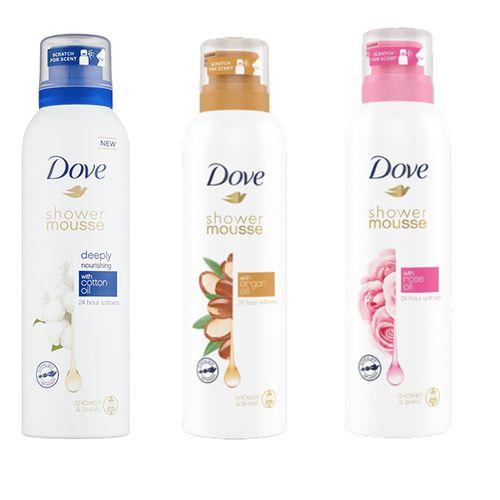 3-delige geschenkset van Dove