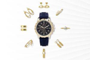 Waardebon van € 50,- op Di Lusso sieraden en horloges