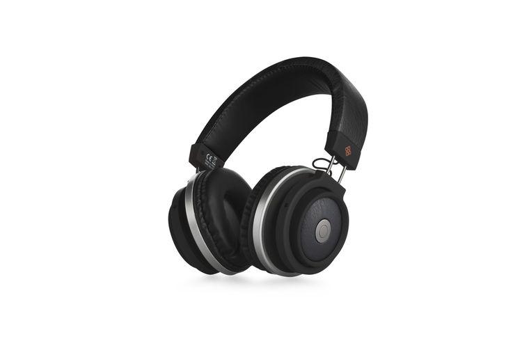 Bluetooth koptelefoon van Dutch Originals (zwart)