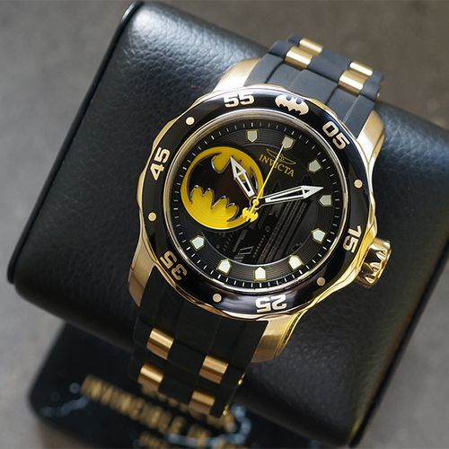 Batman herenhorloge van Invicta