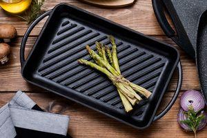 Plancha grill en fonte Infinity Chefs