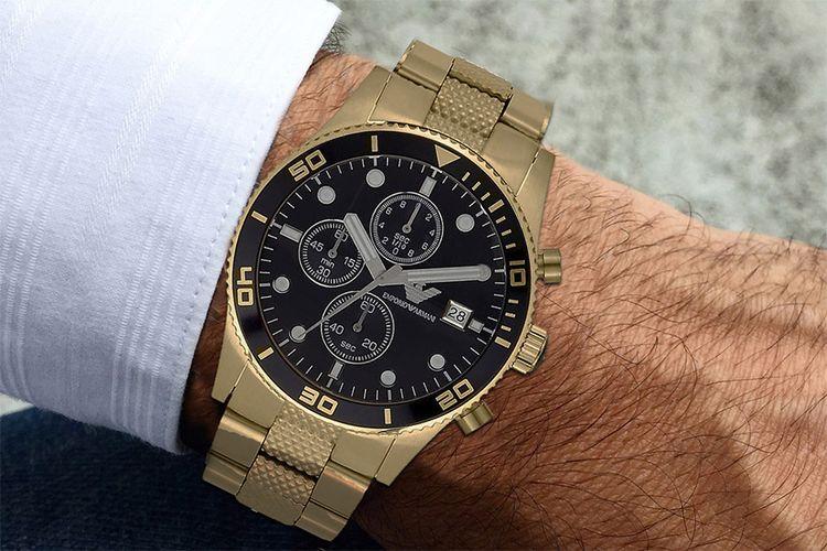Herenhorloge van Emporio Armani (AR5857)