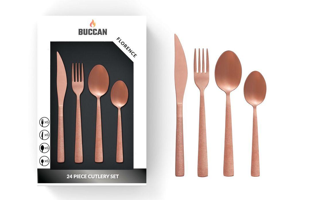 24-delige bestekset van Buccan (model: Florence)