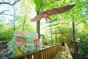 4 tickets pour le Parc Chlorophylle à Dochamps
