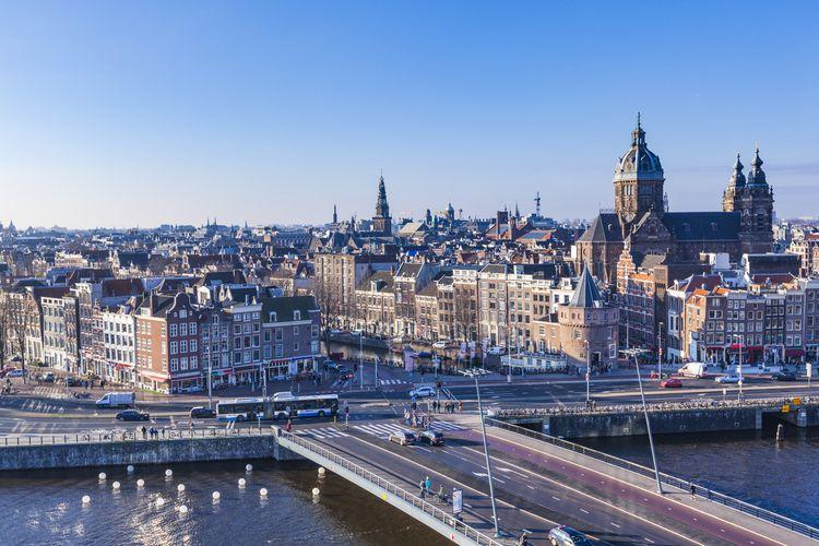 2 dagen in een hotel naar keuze in Amsterdam