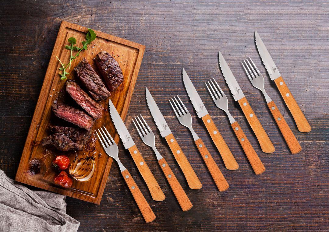 12-delige steakbestek van Berlinger Haus (BH-2105)