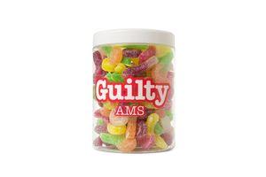 3 kilo snoeppakket van Guilty Candy Store naar keuze