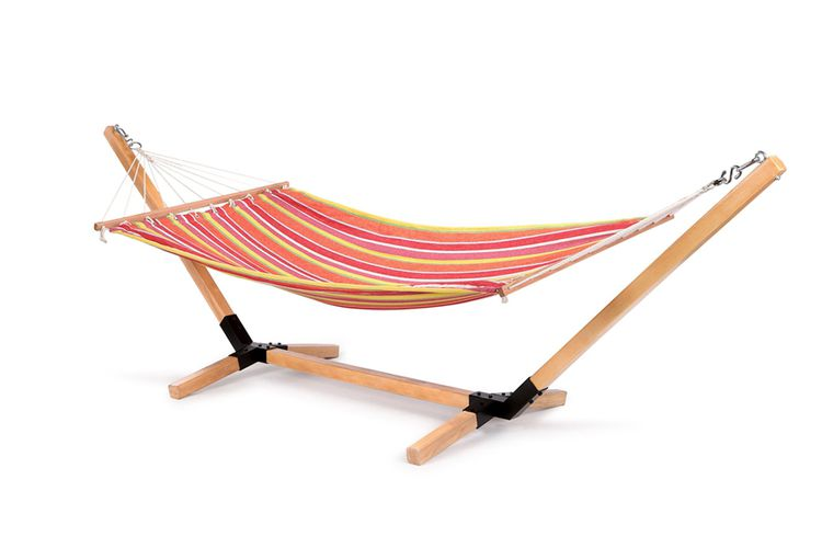 Hangmat + standaard van Feel Furniture (Tropical)